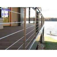 Buy cheap Models railings for balconies with stainless steel handrail design product