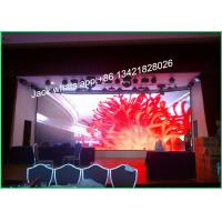 China SMD3528 Indoor RGB LED Screen , Led Billboard Advertising With High Refresh Rate P6 wholesale
