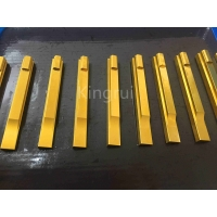 Buy cheap 1.2379 Material Processing Precision Spare Parts Tin Coated product