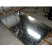 Buy cheap Zinc Coating G40 - G90, JIS G3302 SGCC Hot Dipped Galvanized Steel Sheet / Sheets product