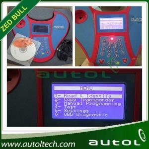 Buy cheap Zed-Bull Key Duplicator product