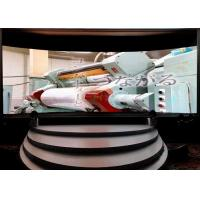 P2.5 High Resolution LED Video Wall Panels Advertising for TV Studio Show