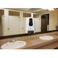 Washroom Commercial Automatic Soap Dispenser , Waterproof Easy Refilling touchless soap dispenser commercial