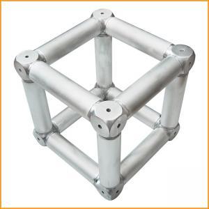 Buy cheap Муфта ферменной конструкции этапа алюминиевого сплава Spigot с 6 угловойыми муфтами product