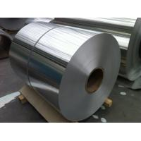 Anti Rust Aluminum Strip Coil , Cold Rolled Rolled Aluminium Sheet For Composite Panel
