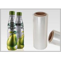 Buy cheap Compostable Polylactic Acid PLA Shrink Film For Full Body Shrink Sleeves product