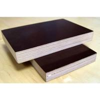 Buy cheap Poplar Core Film Faced Plywood 1220*2440mm Sealed With Waterproof Paint product