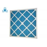 Buy cheap Cardboard Frame G3 Or G4 Efficiency With Galvanized Steel  Metal Gauze product