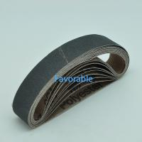 Buy cheap 150P / 120P Grain Knife Grinding Belt Especially Suitable For Lectra Auto-Cutting Machine product
