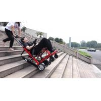 China NF - WD100 Foldable& Portable Power Stair Chair Stretcher As First - Aid Devices on sale