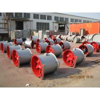 Buy cheap FRP axial fans high efficiency vane axial fan ventilation price product