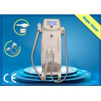 Buy cheap Professional Freckle Removal IPL Laser Hair Removal Machine Stable Performance product