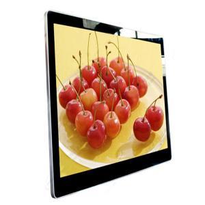 Buy cheap haute résolution la publicité visuelle d'affichage à cristaux liquides Digital de 26 pouces d'affichage fixé au mur de Signage avec le réseau product