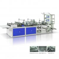 Buy cheap Full automatic hand loop bag, Patch bag making machine product