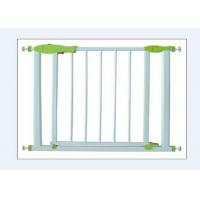 Buy cheap Retractable White Child Safety Gates Stairs Closes Automatically product