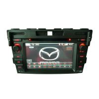 China 7 Inch Mazda car dvd player Cx-7 (2007-2011) With Auto Radio / Bt / Ipod / Gps / RDS on sale