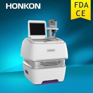 Buy cheap Máquina multifuncional del equipo de la belleza del rejuvenecimiento de la piel de HIFU 3,2 megaciclos para las mujeres from wholesalers