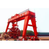 Buy cheap A Frame Double Girder Gantry Crane For Shield Tunneling Machine Electric Motors Driving product
