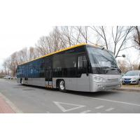 Buy cheap 200 Liter 110 Passenger Aero Bus 14 Seater Bus For Airport AHM910 / AHM913 product