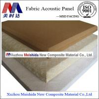 Buy cheap Acoustic Fabric Noise Reduction Wall Panel product