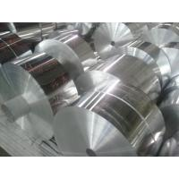 1235 Double Zero Mill Finished Industrial Aluminum Foil Roll For Cigarette  Food Packing