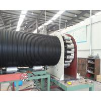 Buy cheap high speed good quality low price pe/hdpe plastic steel composite pipe machine extrusion line production for sale product