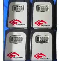 Buy cheap New Design Security Cable 2-Key Master Lock Select Access Key Safe Key Lock product