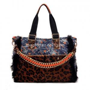 Buy cheap Luxuary Mink Hair Lady Handbag,Handbag Manufacturers product