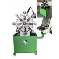 380V Computerized Wire Bending Machine With 1 KW Cutter And Angle Rotor