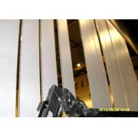 Buy cheap Space Divided Ballroom Partition Walls , Acoustic Operable Walls Maximum 17 Meters product