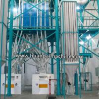 China Corn meal production line, corn meal flour milling machine, corn processing machinery on sale