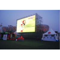 Buy cheap 7500 High Brightness Outdoor Advertising Led Display Screen 6mm Pixels product