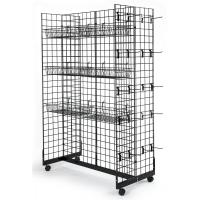 Buy cheap Supermarket Snack Display Rack , Metal Hanging Display Racks For Retail Stores product