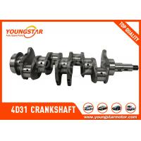 Buy cheap Forging Steel MITSUBISHI Canter 4D31 Engine Crankshaft ME013667 product