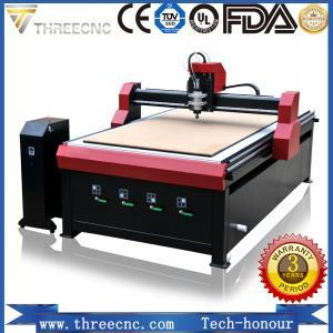 China Jinan professional wood working CNC router machine TM1325A. THREECNC on sale