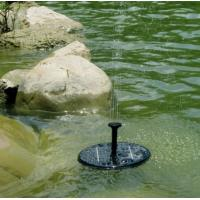 Solar submersible solar water pumps for ponds solar for Solar water filter for ponds