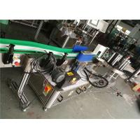 Buy cheap Beer Bottle Label Applicator , Automatic Labeler Machine 330mm Roll Diameter product