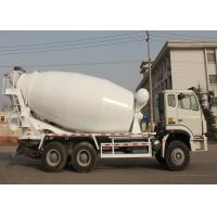 China High Efficiency Hydraulic Pump Cement Mixer Truck For Construction Site on sale