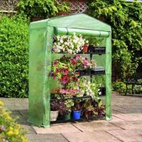 Buy cheap PE Mesh Cover Small Garden House product