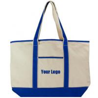 Buy cheap Cotton Canvas Promotional Shopping Bags Environmentally Friendly Type product