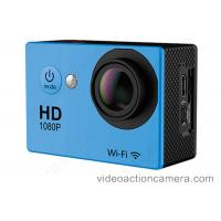 H2.64 Sj4000 1080p Wifi Action Camera Camcorder Remote Control With MOV Format