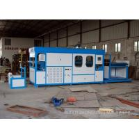 Buy cheap Automatic Plastic Vacuum Forming Machine PLC Control System Stable Feeding product