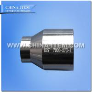 Buy cheap ИЭК60061 7006-27К-1 идут никакой идут датчик для испытания крышки лампы ИЭК60061 Э27С1 product
