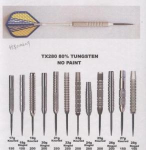 Buy cheap Dards de tungstène product