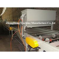 Buy cheap Sand Blasting Stone Coated Metal Roofing Roll Forming Machine 113kw 15T product