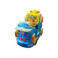 Quality Coin Pusher Animal Kiddy Ride Machine / Swing Game Machine Environmentally for sale