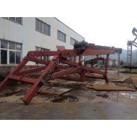 Buy cheap 55-145KN Free fall life boat davit for hot sales product