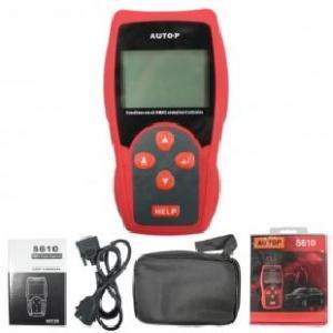 Buy cheap C.C 12V S610 OBD2 EOBD2 K et PEUT scanner de code d'automobile avec ISO9141, les protocoles KWP2000 product
