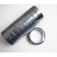 Buy cheap 0.18mmx19mmx10y China factory black/white PVC waterproof electrical insulation tape product