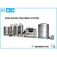Buy cheap Automatic Low Cost Drinking Water Treatment System for Beverage Factory product
